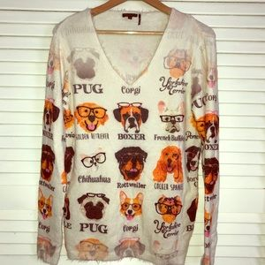 COPY - Dog lover UGLY SWEATER